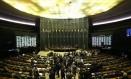 Janela partidária que vai até 6 de abril transformou Câmara em 'mercado' Foto: Ailton de Freitas / Agência O Globo 20/02/2018