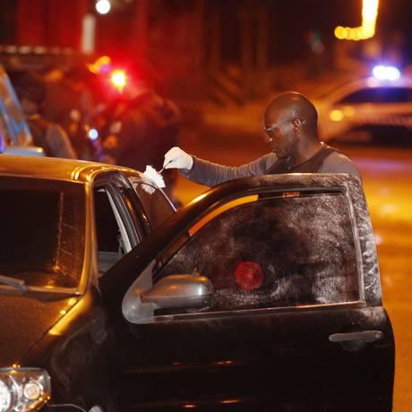 Polícia técnica sofre com falta de materiais para ajudar na elucidação de crimes Foto: Marcos de Paula / Agência O Globo