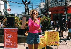 A vereadora Marielle Franco do PSOL lutava pela defesa dos moradores de favelas e pelos direitos da mulher Foto: Reprodução Facebook