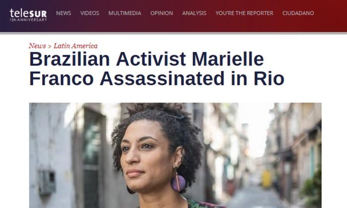 Dono de carro suspeito de participação em crime é encontrado — Marielle