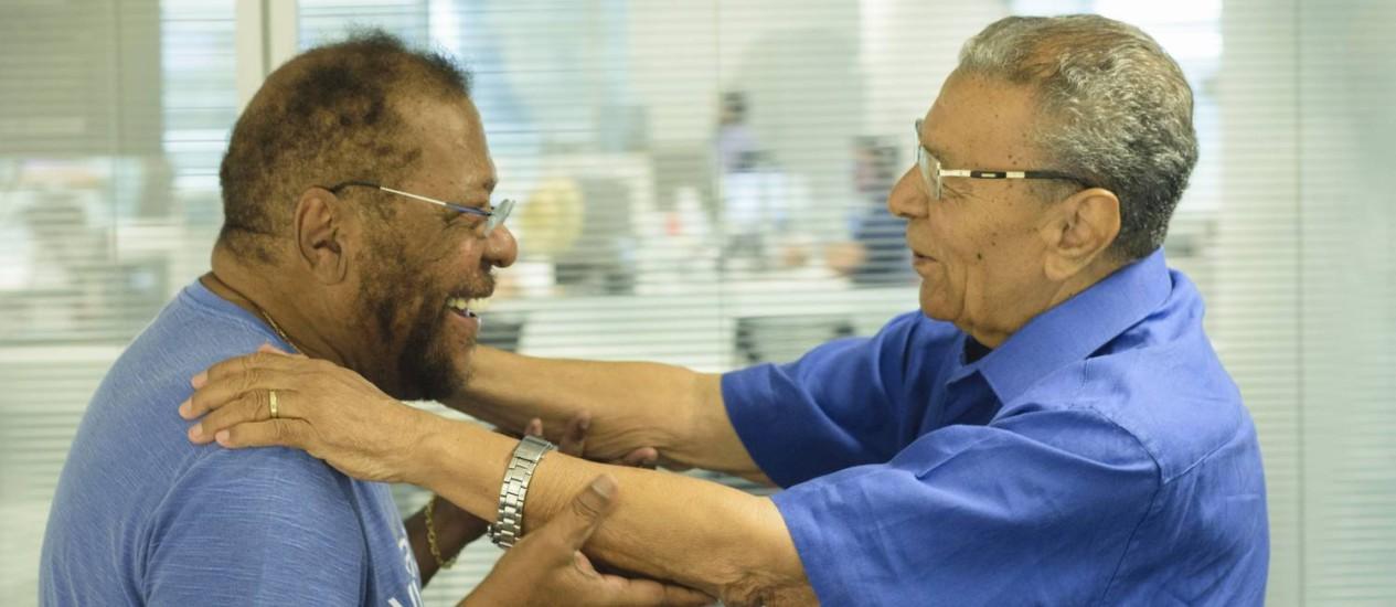 Encontro para celebrar os 80 anos de Martinho da Vila Foto: Fellipe Branco / Divulgação/Fellipe Branco