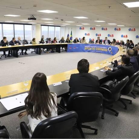 Entidades ligadas aos direitos do consumidor se uniram para lançar manifesto Foto: Divulgação