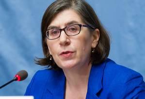 Liz Throssel, porta-voz do Escritório de Direitos Humanos da ONU, classificou o assassinato de Marielle Franco como