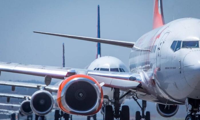 Câmara aprova urgência de projeto que aumenta capital estrangeiro em aéreas