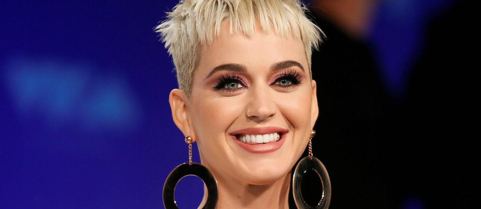 A cantora Katy Perry Foto: Danny Moloshok / Reuters