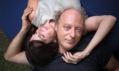 Bel e Bob: união na vida pessoal e nos negócios Foto: Divulgação/Leo Aversa