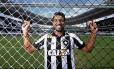 Aguirre fica no Botafogo até 2019 Foto: Vitor Silva / SSPress/ Botafogo