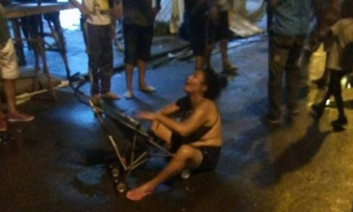 Dois adultos e uma criança morta em tiroteio no Rio de Janeiro