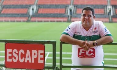 Vice de Futebol Marcelo Ramos Foto: Ana Branco / Agência O Globo