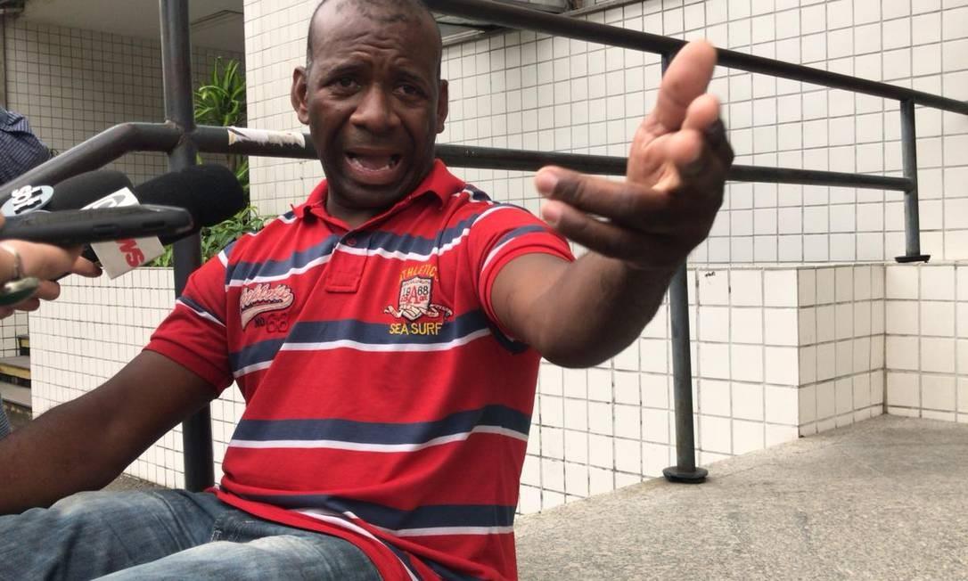 'O Rio está um caos, não temos mais paz', diz pai de criança morta no Alemão