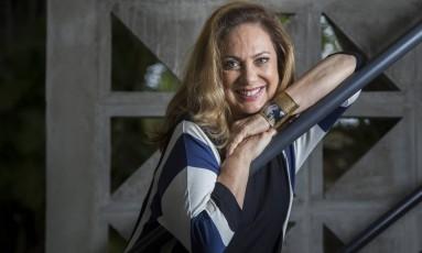 Eliane Giardini Foto: Marilia Cabral / Divulgação/TV Globo
