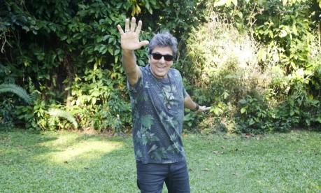 Evandro Mesquita se apresentará no último dia do evento, que começa na quinta-feira Foto: Marcos Ramos / Agência O Globo