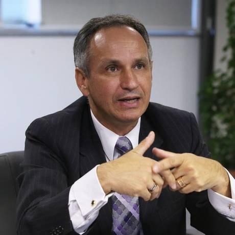 Francisco Soares Lopes, presidente do INSS Foto: Ailton de Freitas / Agência O Globo