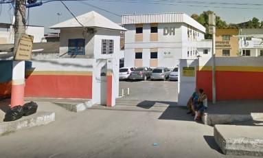 A Delegacia de Homicídios da Baixada Fluminense investiga as mortes Foto: Google Street View / reprodução