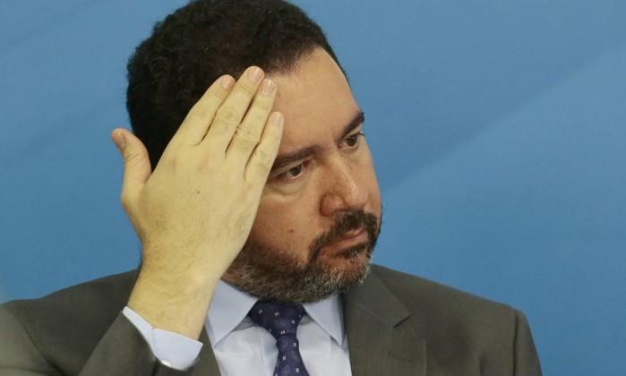 O ministro do Planejamento, Dyogo Oliveira Foto: Jorge William / Agência O Globo