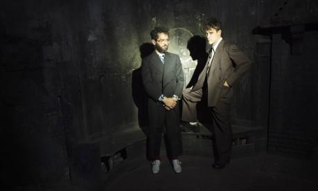O duo nova-iorquino MGMT Foto: Brad Elterman / Divulgação