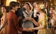 """Patricia Clarkson e Emily Mortimer no filme """"A livraria"""", de Isabel Coixet Foto: Divulgação / Divulgação"""