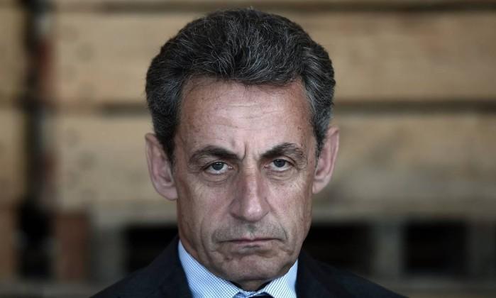 Nicolas Sarkozy detido por suspeitas de financiamento ilegal