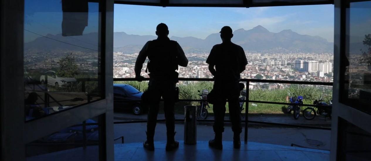 'Rio do medo' Foto: Divulgação