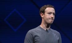 O fundador do Facebook, Mark Zuckerberg. Escândalo abala imagem da empresa. Foto: Justin Sullivan/AFP/18-4-2017 Foto: Foto: Justin Sullivan/AFP/18-4-2017 / AFP