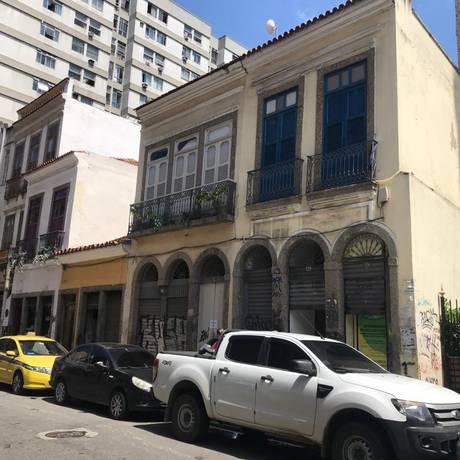 A Casa das Pretas fica na Rua dos Invalidos - 122, na Lapa Foto: Ricardo Rigel / Agência O Glogo