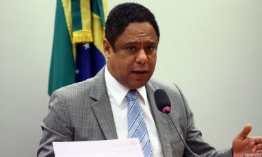 O deputado Orlando Silva (PCdoB-SP), durante reunião na Câmara dos Deputados Foto: Cleia Viana/Câmara dos Deputados