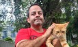 Parte da agenda de Tony é ocupada por ações voluntárias Foto: Gabriel Menezes