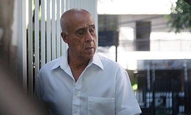 Coronel João Baptista Lima Filho é apontado como operador financeiro de Michel Temer, no Porto de Santos Foto: Reprodução / Agência O Globo