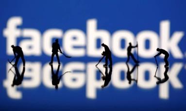 Facebook enfrenta mais um escândalo sobre uso de dados Foto: DADO RUVIC / REUTERS
