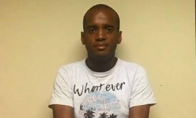 Homem é preso acusado de furtar objetos de hostel em Copacabana Foto: Divulgação