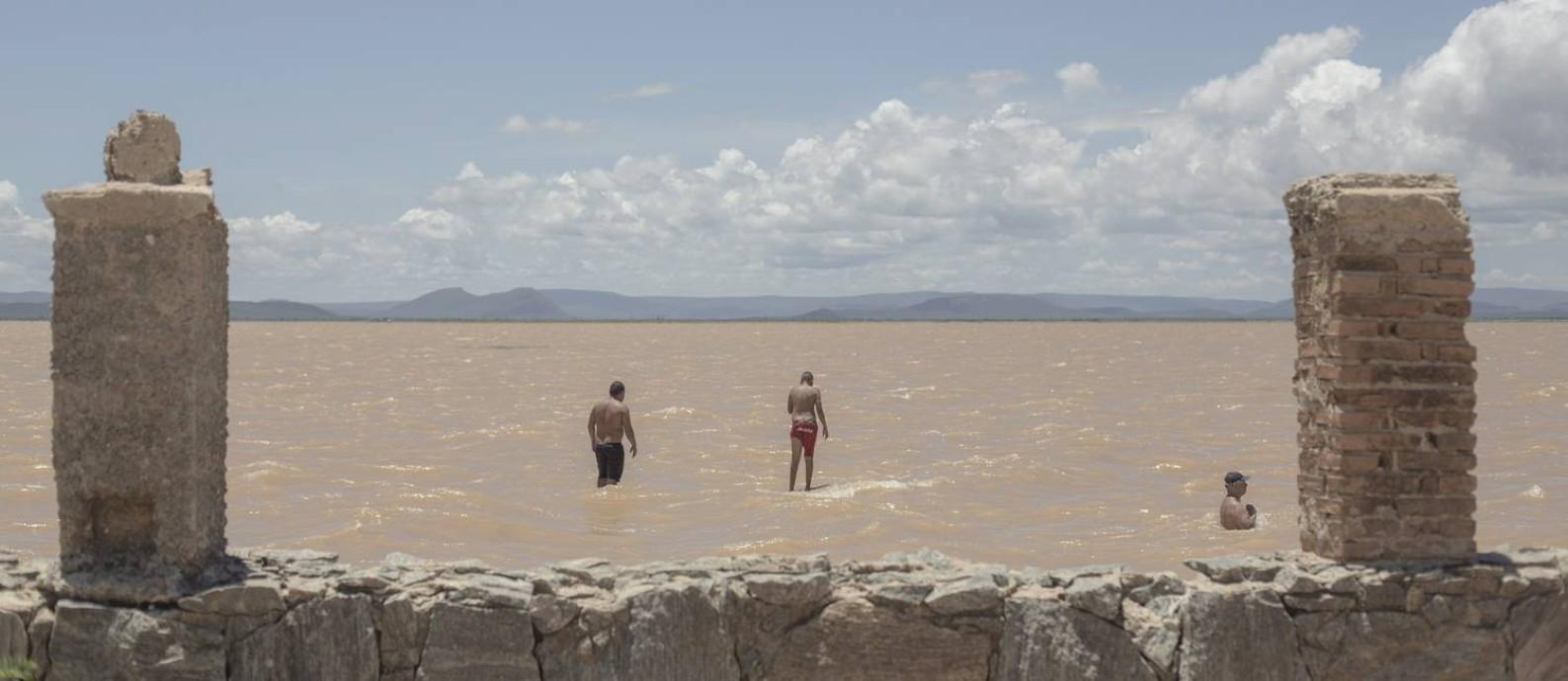 Morre um dos mais populares mitos brasileiros: o da abundância de água Foto: Daniel Marenco / Agência O Globo