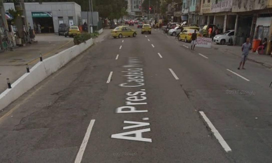 Morador é atingido por bala perdida em bar no bairro do Maracanã