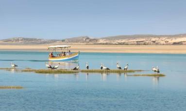 Oualidia, Marrocos Foto: Divulgação