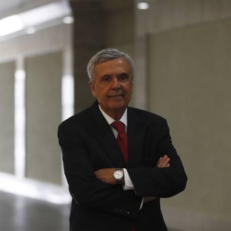 Benedito Pinto Ferreira Braga Junior, secretário de Saneamento e Recursos Hídricos do Estado de São Paulo e presidente do Conselho Mundial da Água Foto: Michel Filho