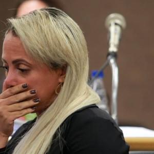 Adriana é condenada pela morte de Renné Senna Foto: Roberto Moreyra / Agência O Globo