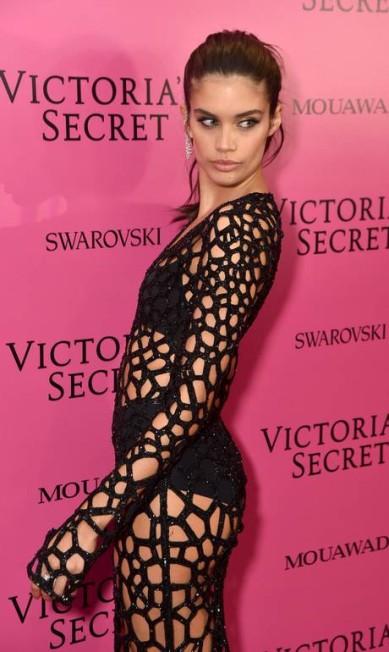 A portuguesa Sara Sampaio Theo Wargo / Getty Images for Victoria's Secret