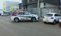 Operação no DF investiga venda ilegal de armas Foto: Reprodução TV GLOBO