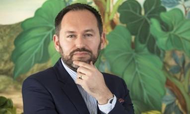 """""""Alguém com mil seguidores, às vezes, é mais influente que alguém com um milhão de curtidas"""" diz o empresário Arnaud Champenois Foto: Ana Branco / Agência O Globo"""