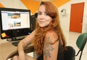 A jornalista Mariah Araújo criou a personagem famosa nas redes sociais Foto: Divulgação
