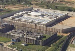 Mais rigor. A Secretaria de Administração Penitenciária promete mais rigor: Bangu 3 é uma das unidades que pasará po Foto: Fernando Maia / Agência O Globo