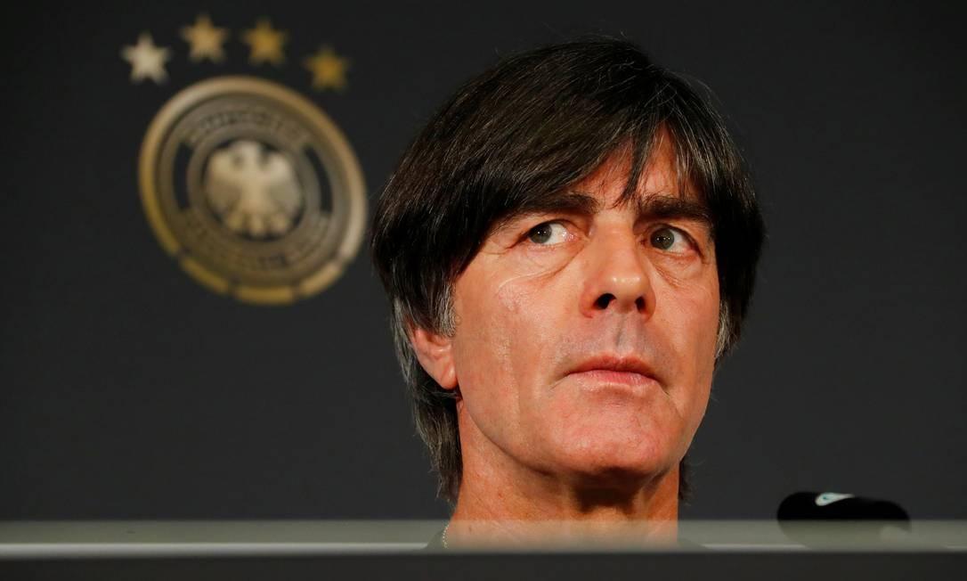 Técnico confirma quatro mudanças na Alemanha para pegar o Brasil ... 02728c42b4b4e