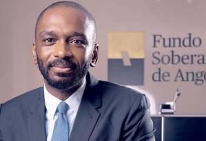 Filho de ex-presidente angolano, José Filomeno dos Santos é acusado de transferência irregular Foto: Divulgação