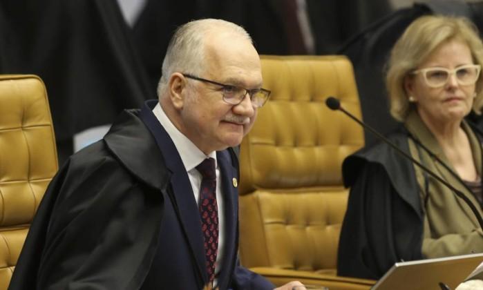 Após ameaças, STF reforça segurança do relator da Lava Jato