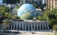 O Planetário da Gávea, na Zona Sul do Rio