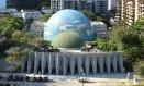 O Planetário da Gávea, na Zona Sul do Rio Foto: Ana Branco - 17/04/2017 / Agência O Globo