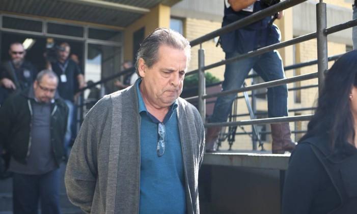 O irmão do ex-ministro José Dirceu, Luiz Eduardo de Oliveira é preso na Operação Lava-Jato Foto: Geraldo Bubniak / Agência O Globo
