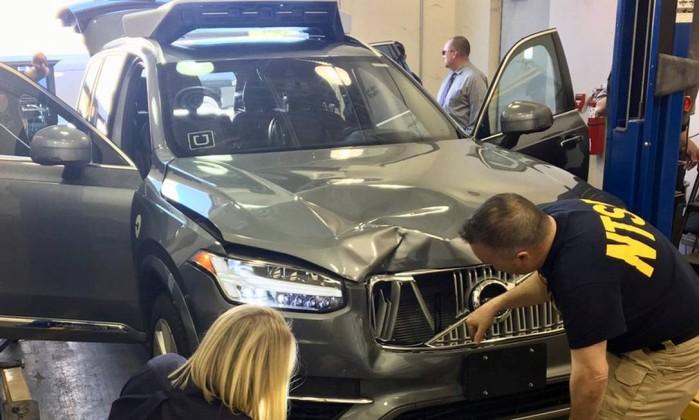 Uber desiste de realizar testes com carros autônomos na Califórnia