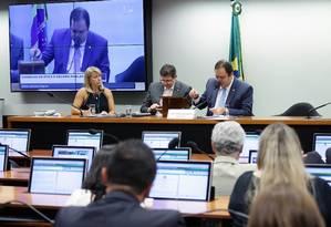 Sessão do Conselho de Ética da Câmara Foto: Cleia Viana/Câmara dos Deputados
