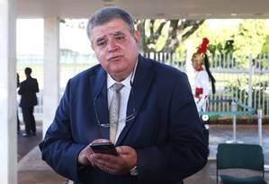 O ministro da Secretaria de Governo, Carlos Marun Foto: Ailton de Freitas / Agência O Globo 14/02/2018