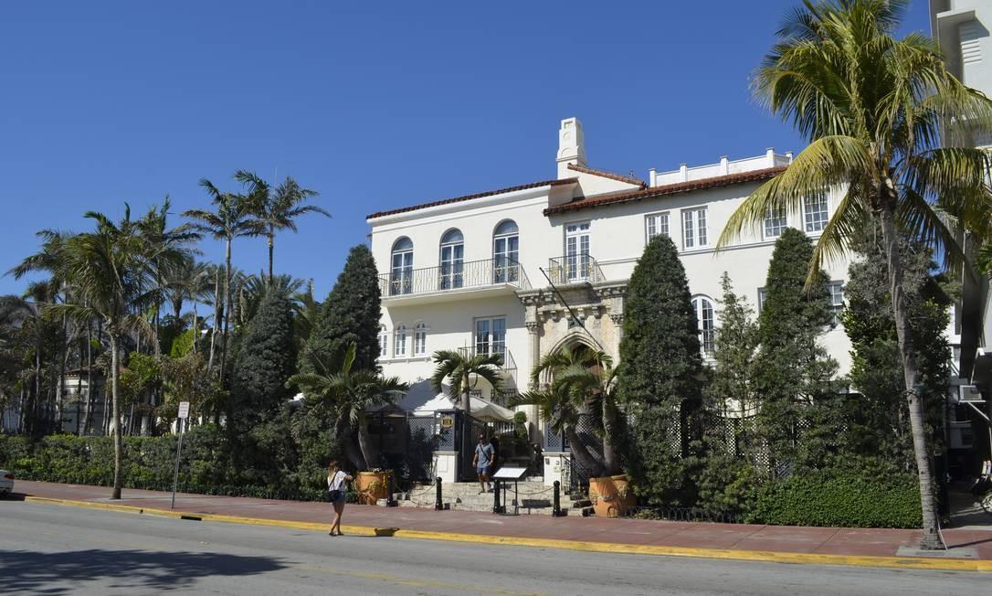 Villa Casuarina, antiga mansão de Gianni Versace é hoje hotel-butique Foto: Cristina Massari / Agência O Globo